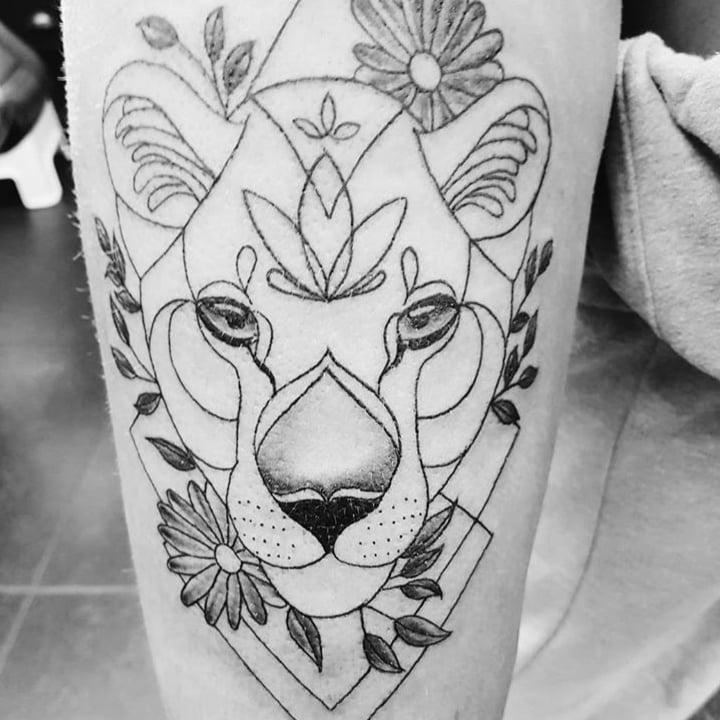 tijger tatto zw
